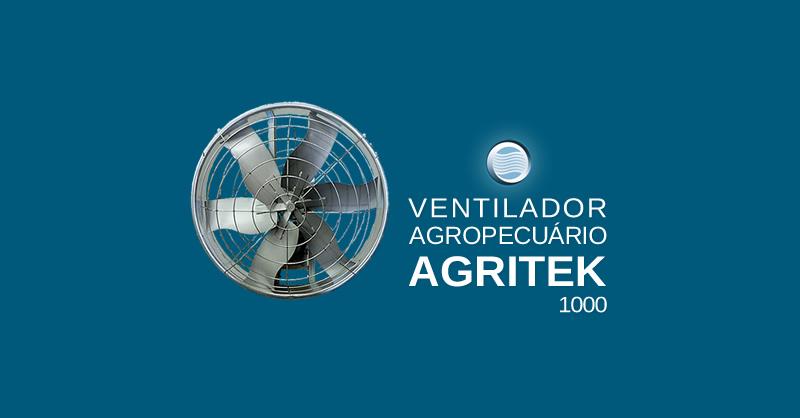 Ventilador Agropecuário Agritek 1000