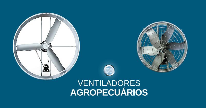 Ventiladores Agropecuários