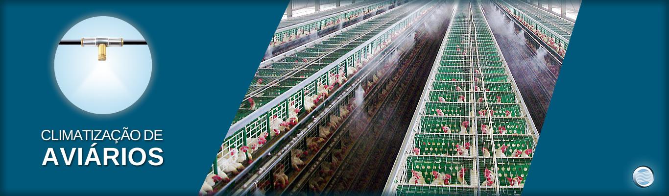 Aspersão Agropecuária